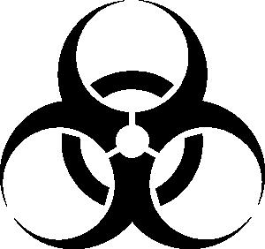 Toxic clipart emblem Com clip Symbol Art