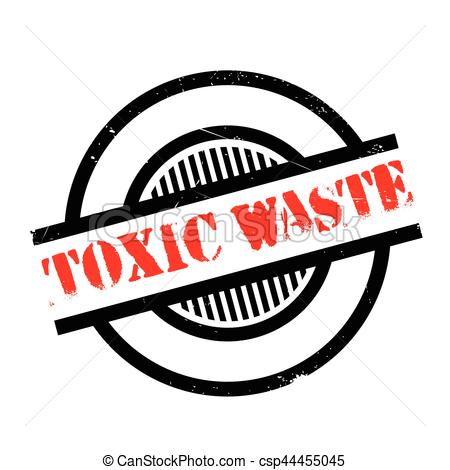 Toxic clipart emblem Grunge with of csp44455045