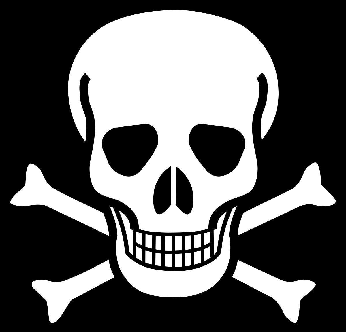 Toxic clipart health hazard Wikipedia  Toxicity