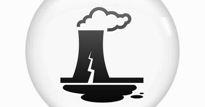 Toxic clipart nuclear energy Expensive and and power: power: