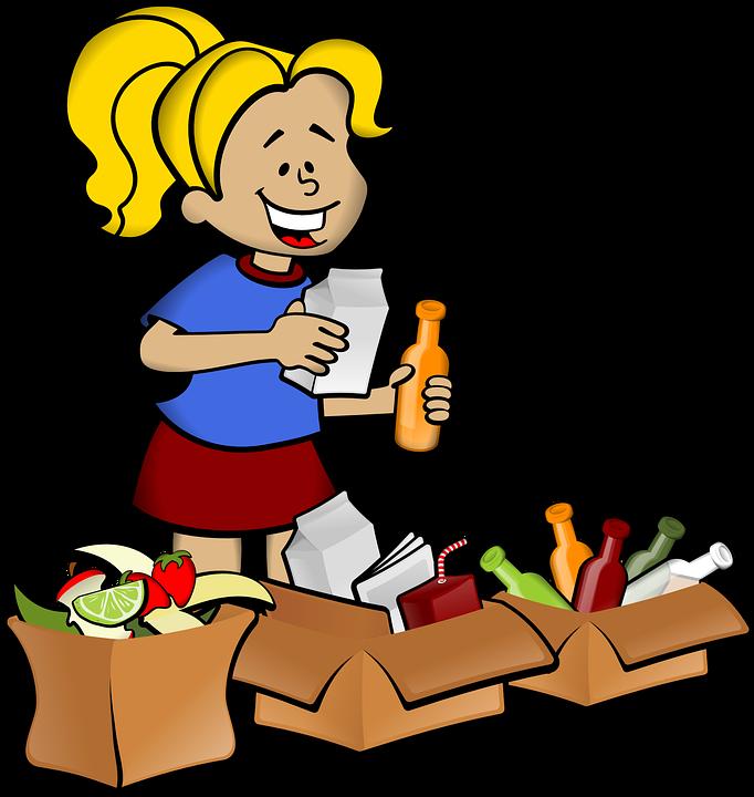 Toxic clipart proper waste management Ugly Kids Waste Management Good
