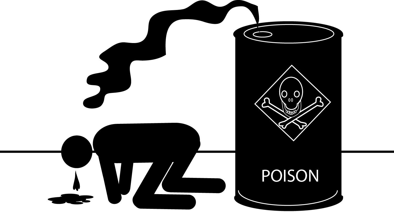 Toxic clipart proper waste management Class  Waste Hazardous 6: