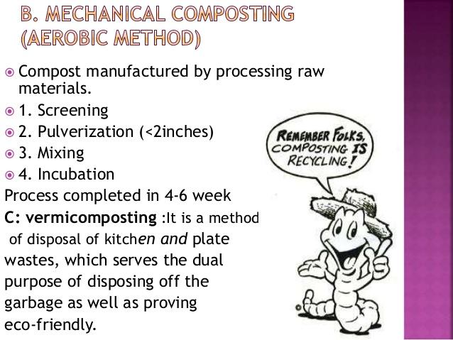 Toxic clipart proper waste management Management 42 waste Solid ppt