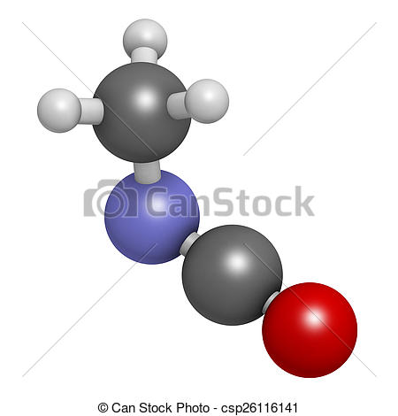 Toxic clipart responsible Isocyanate deaths of as Methyl