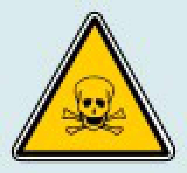 Toxic clipart science Laboratory Science Safety Signs Laboratory