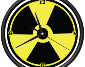 Toxic clipart simbol Symbol Wall Toxic Clock Radioactive