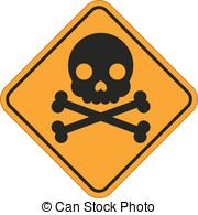 Toxic clipart simbol Art Skull Clip your Grunge