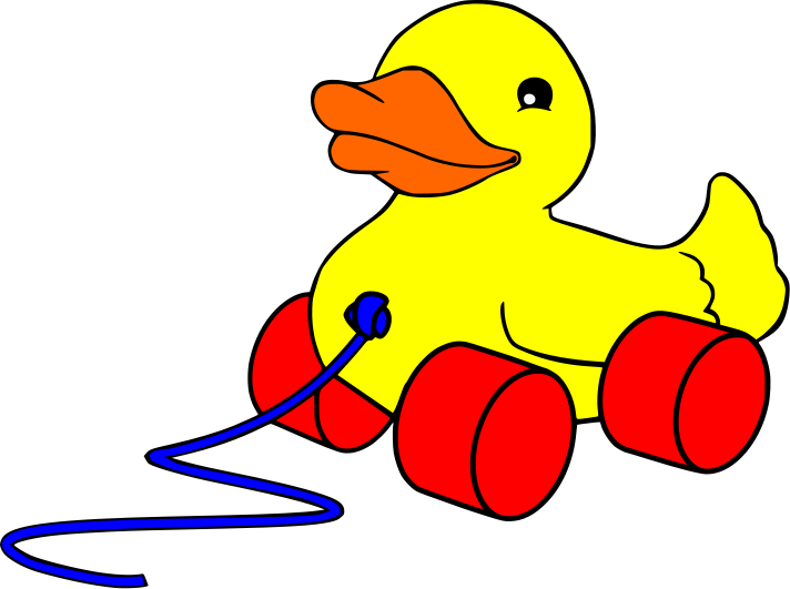 Toy clipart Clipart Toy Duck Free Inspiration