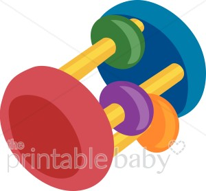 Baby clipart baby toy Toy Clipart Clipart Activity