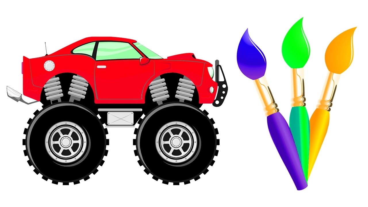 Toy clipart big car #8