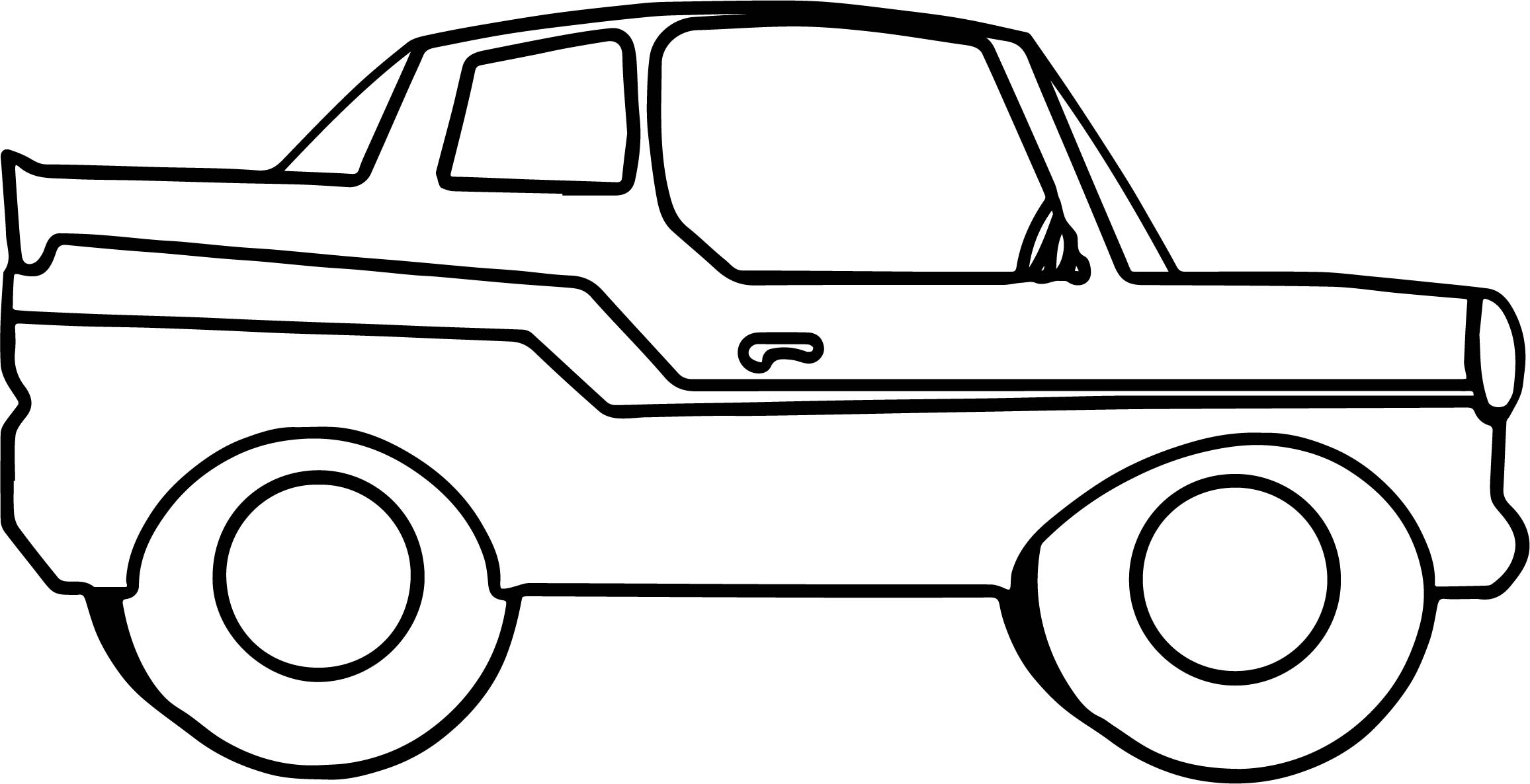 Toy clipart big car #7