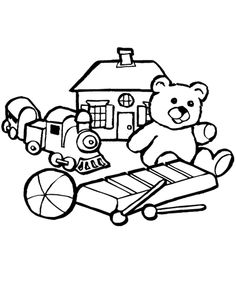 Toy clipart color #9