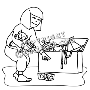 Toy clipart color #8
