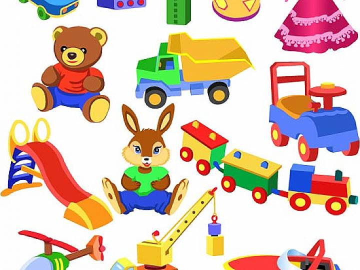 Toy clipart fight #3