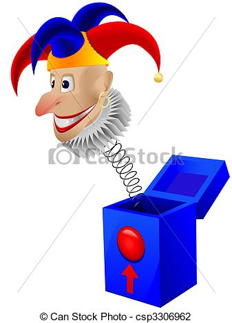 Toy clipart jester #7