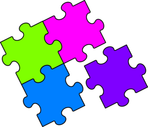 Toy clipart puzzles #11