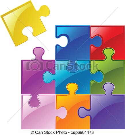 Toy clipart puzzles #12
