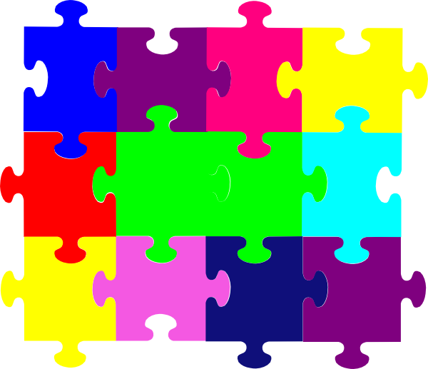 Toy clipart puzzles #10