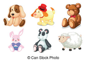 Toy clipart soft #7