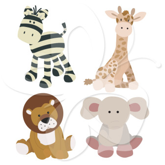 Toy clipart soft #12