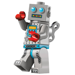 Toy clipart toy robot #8