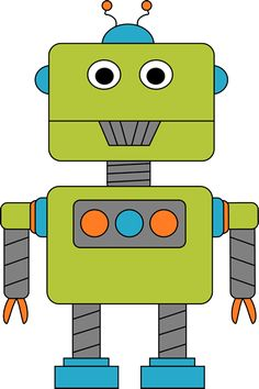 Toy clipart toy robot #10