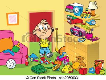 Toy clipart toy room #5