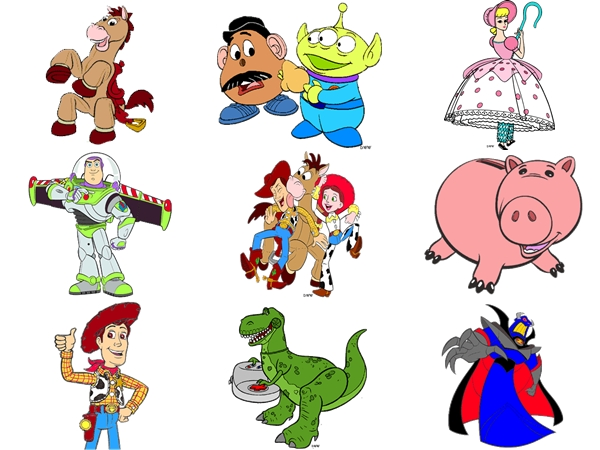 Toy Story clipart Toy  Story Clipart