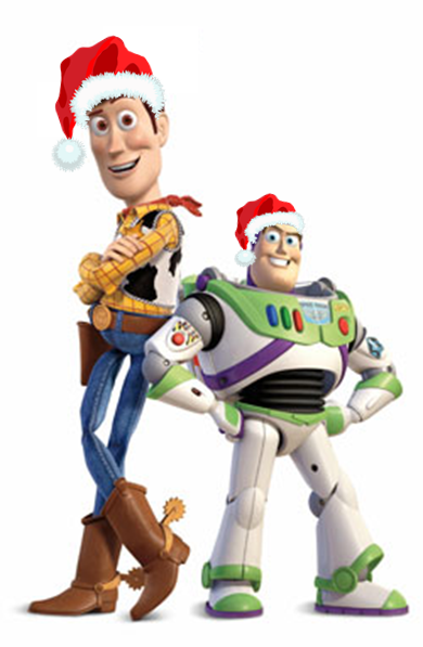 Toy Story clipart christmas 2014 png Corner: January toy+story+christmas