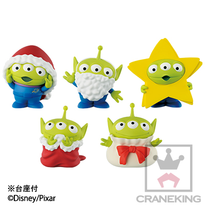 Toy Story clipart christmas FIGURE CHRISTMAS COLLECTABLE ver TOYS!-ALIEN