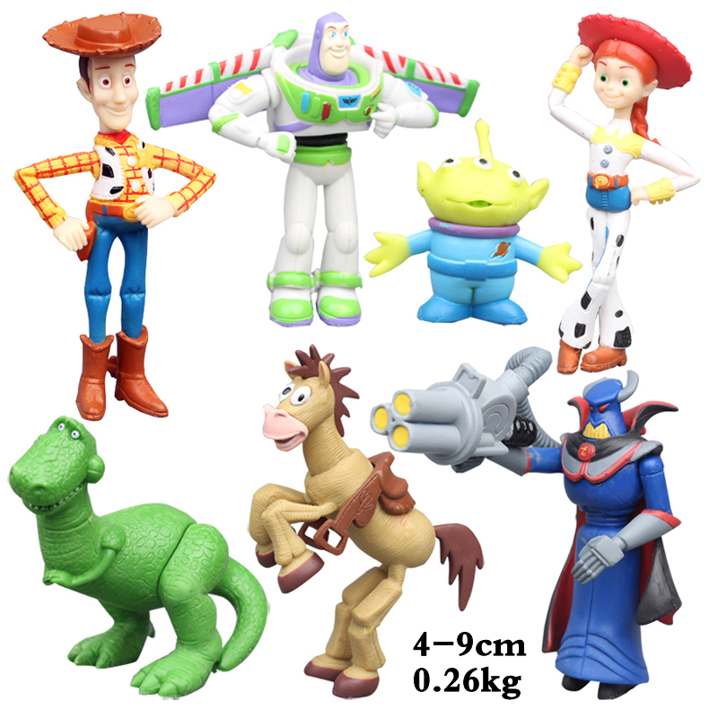 Toy Story clipart christmas Model Jessie Figures Lightyear Buzz