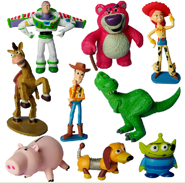 Toy Story clipart christmas Buzz  Aliexpress Toy action