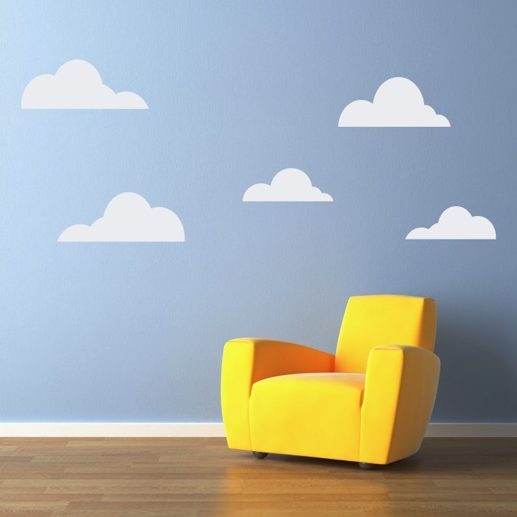 Toy Story clipart cloud Wall Clouds Wall of 5