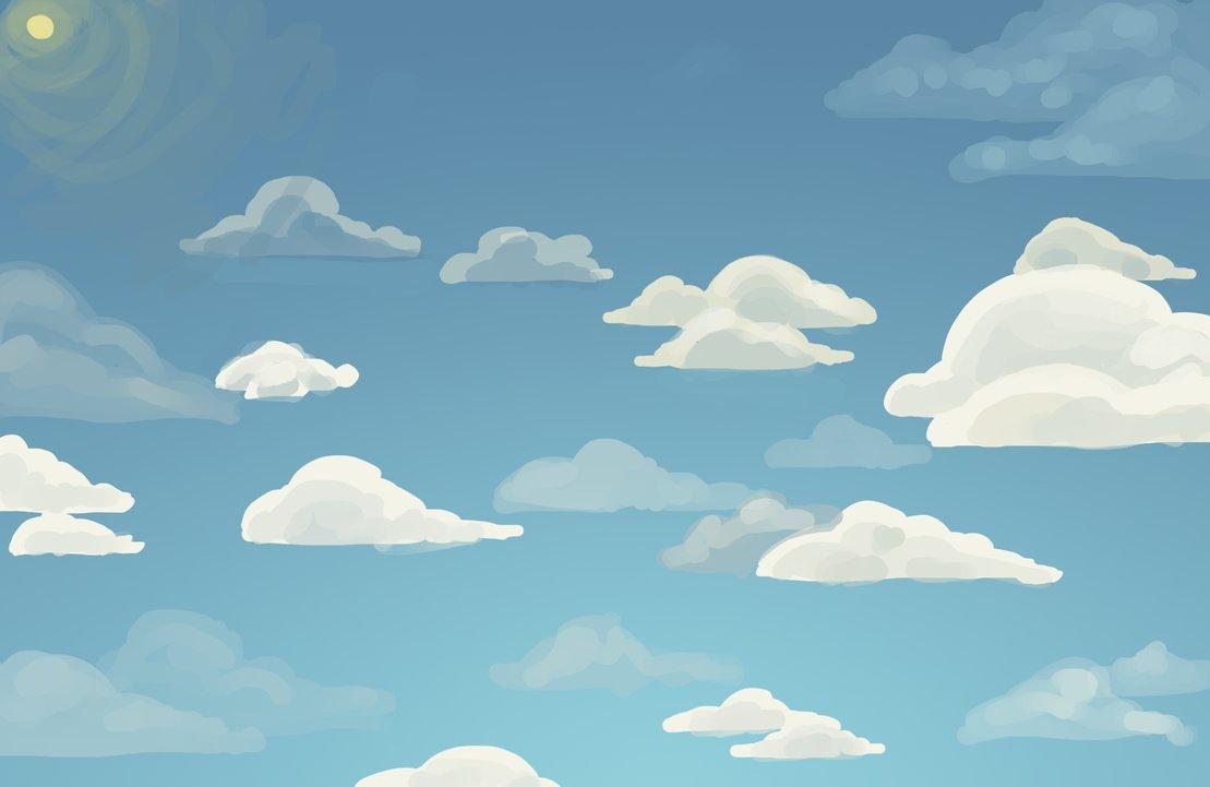Toy Story clipart cloud Sun clouds Cloud on DeviantArt