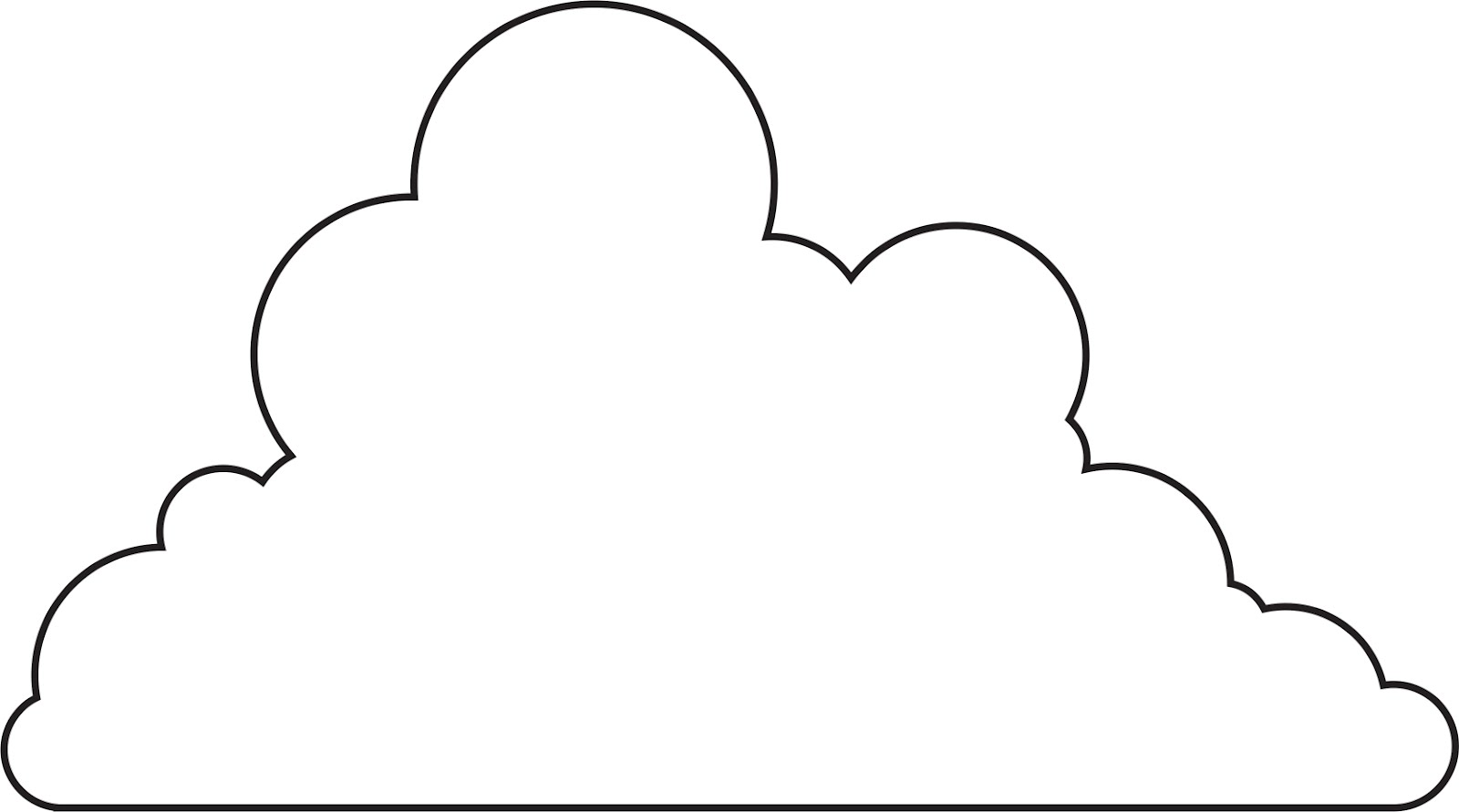 Toy Story clipart cloud Cloud Template Art Library Cloud