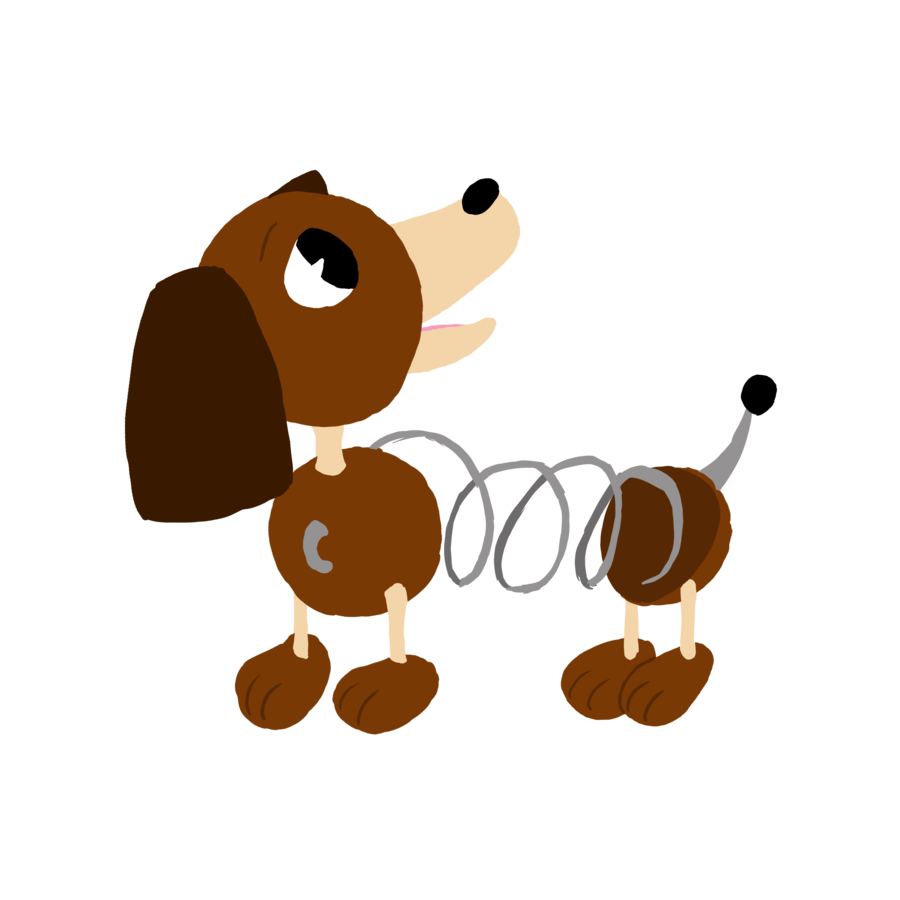 Toy Story clipart dachshund Toys and Cartoon (Toy Slink