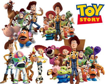 Figurine clipart cartoon character Collection high of TOY Toy