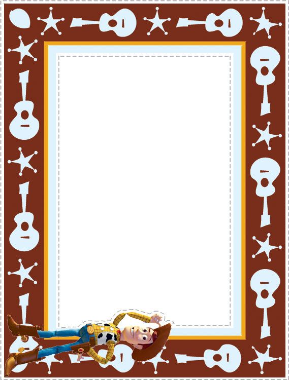 Toy Story clipart frame My on 151 Photo photo