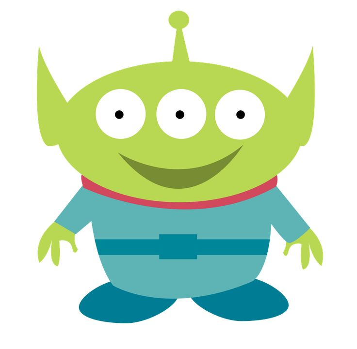 Toy Story clipart frame Images Story Pinterest 147 Alien