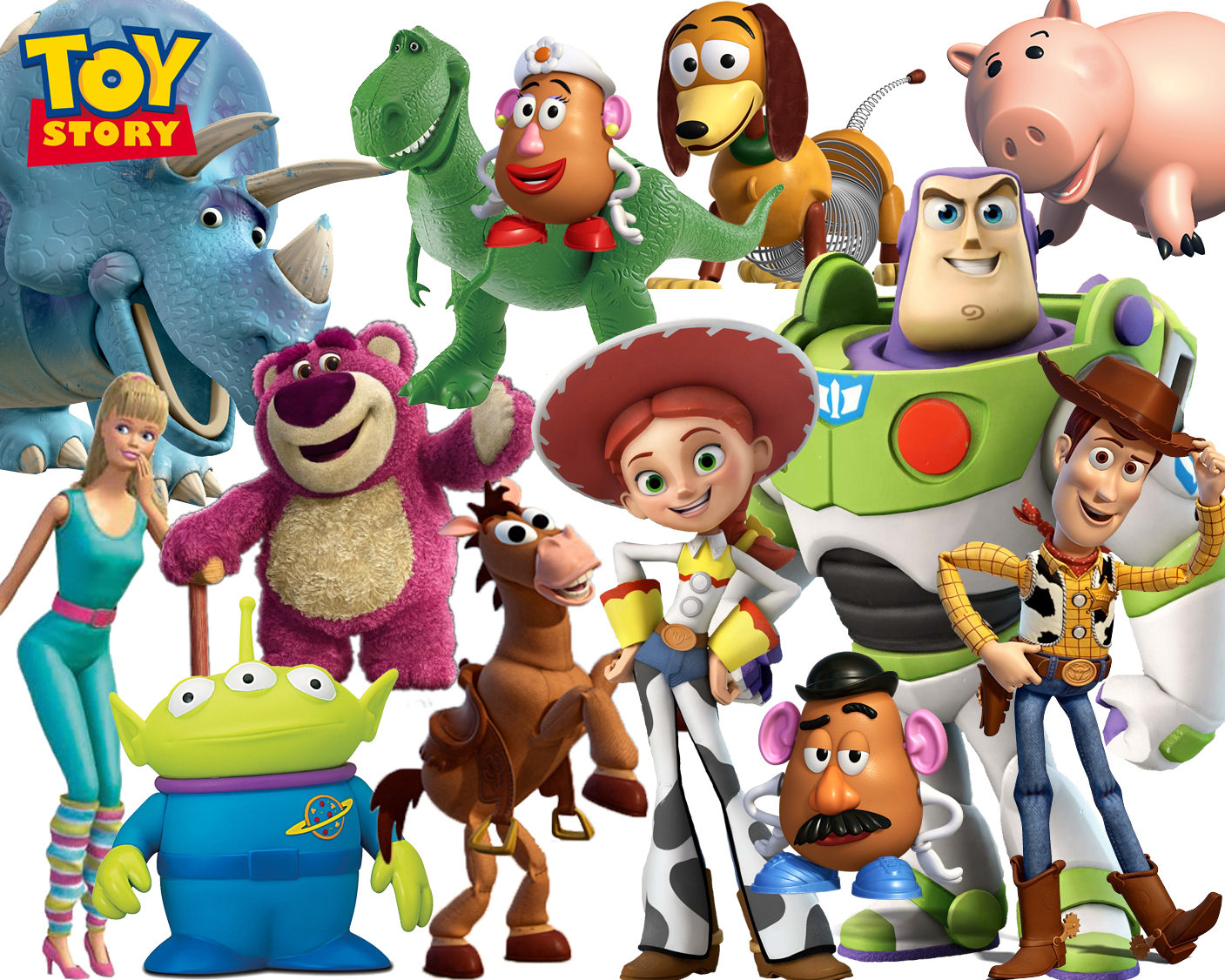 Toy Story clipart frame Collection clipart a STORY file