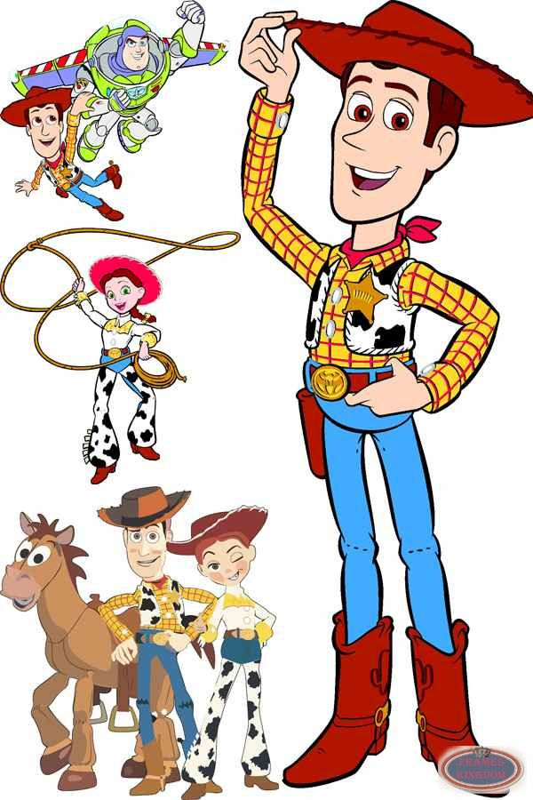 Toy Story clipart frame Winnie Free frame  Images