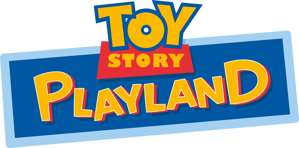 Toy Story clipart logo  Land Toy Wikipedia Story