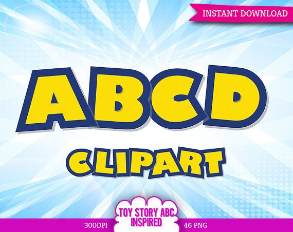 Toy Story clipart logo Ideas on  Toy inspiration