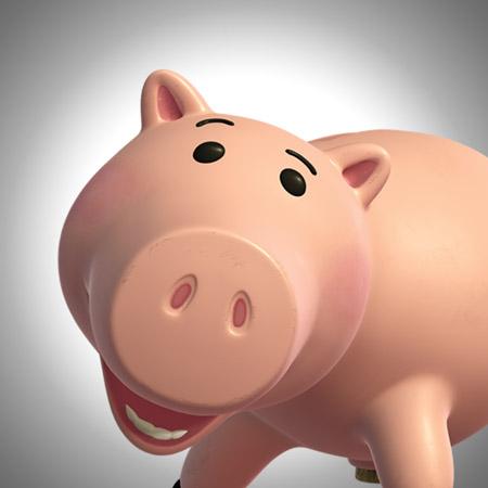 Toy Story clipart piggy  Story Disney Toy Website