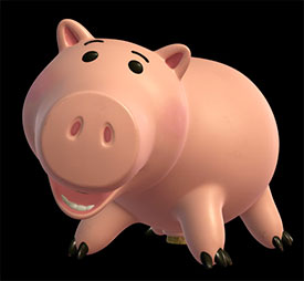 Toy Story clipart piggy  Toy a on DIY