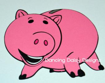 Toy Story clipart piggy Disney Cut Buzz scrapbooking Disney