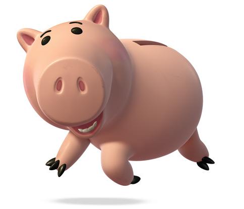 Toy Story clipart piggy Hamm Disney by powered Hamm
