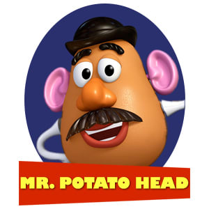 Potato clipart toy story character Story