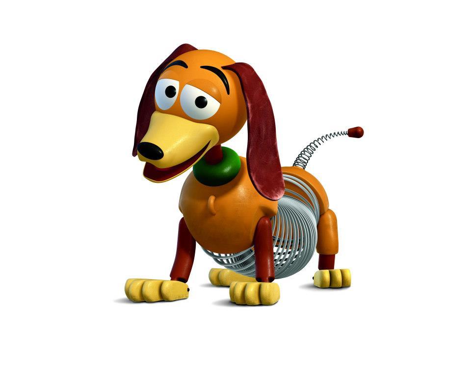 Toy Story clipart slinky Dogs 反斗奇兵》系列的彈弓狗經常一副悠閒輕鬆的樣子,是安仔一眾玩具中最 Disney