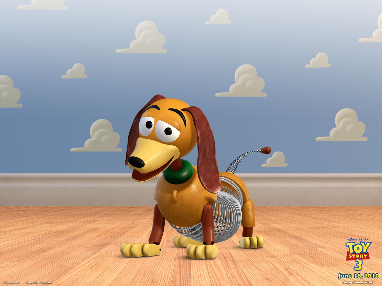 Toy Story clipart slinky Dog after Fanpop 2 Photo